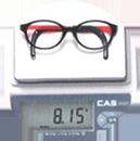 フレーム計量8.15グラム