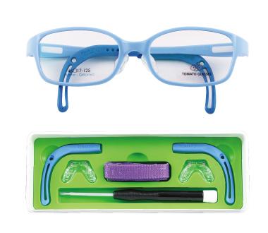メガネ本体 及び備品